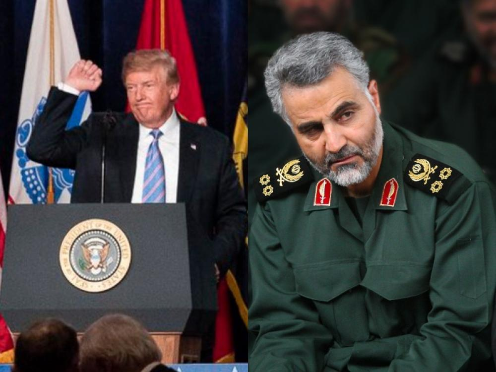 'Come, we are ready': Iranian general's rebuttal to Trump's threat