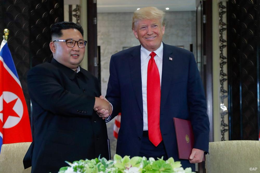 India welcomes talks between Kim, Trump, calls the entire episode as a 'positive development'