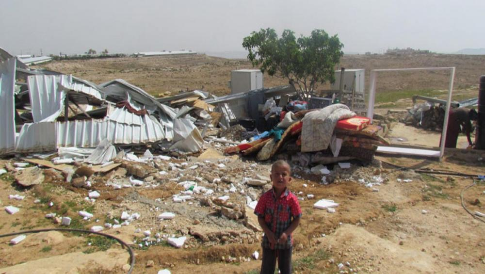 Senior UN official calls on Israel to stop demolition of Palestinian village in the West Bank