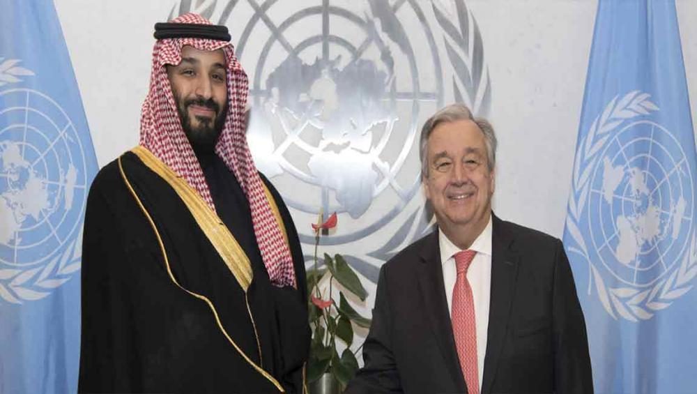 UN receives nearly $1 billion from Saudi Arabia and UAE for humanitarian response to Yemen crisis