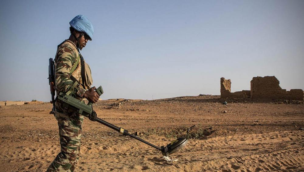 Guinean peacekeepers walk a fine line in Mali