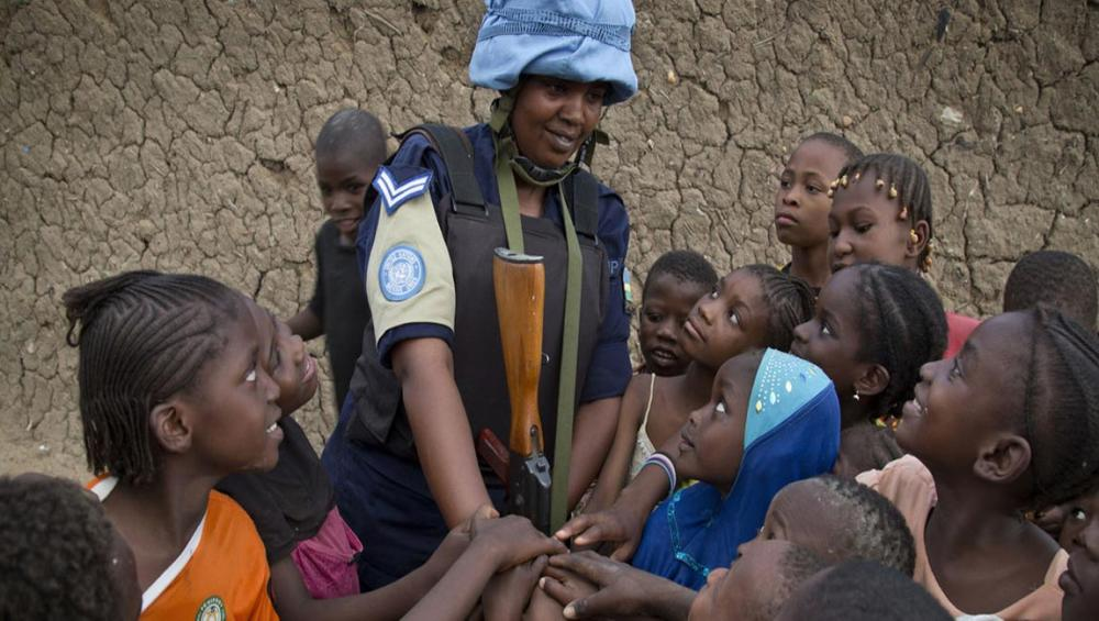 UN chief advocates for a strengthening of peacekeeping in Africa