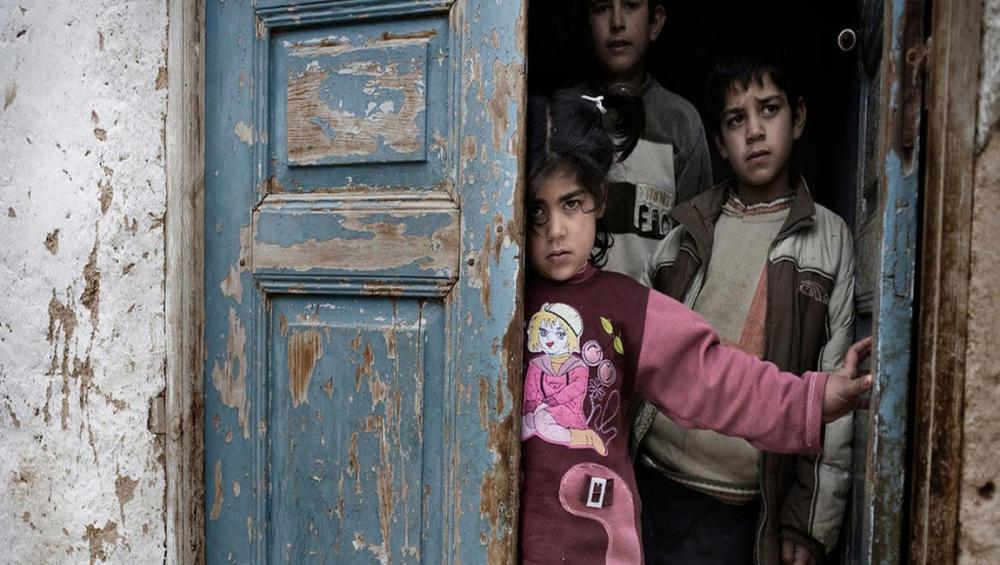 Four million Syrian children have only known war since birth: UNICEF