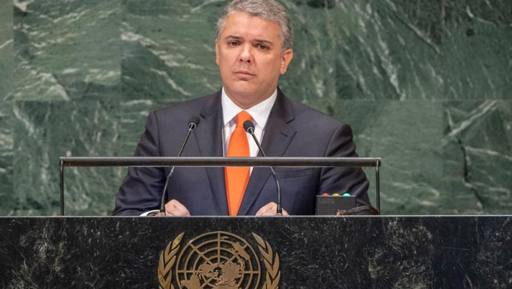 Colombian President calls for international support to ensure success of 'fragile' peace process
