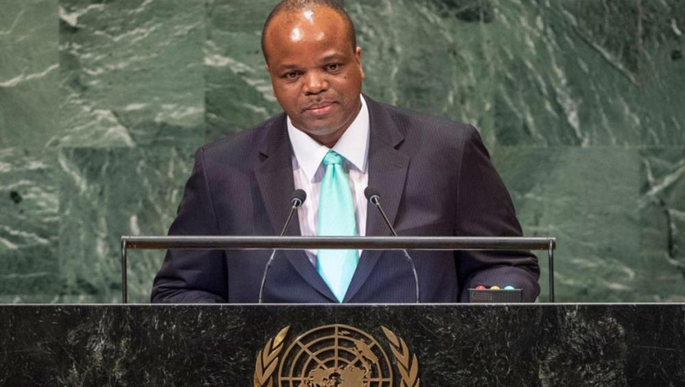 Africa's voice must be heard, says Eswatini leader, calling for UN reforms to make continent key player in peace and security