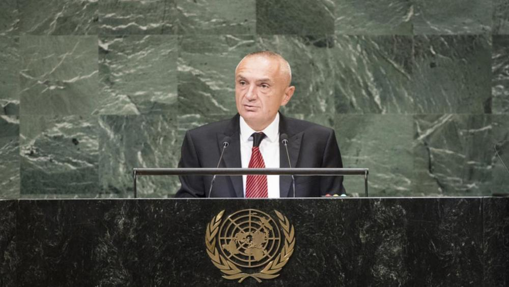 Address shared challenges by supporting 'collective efforts' and reform, Albania's President says at UN