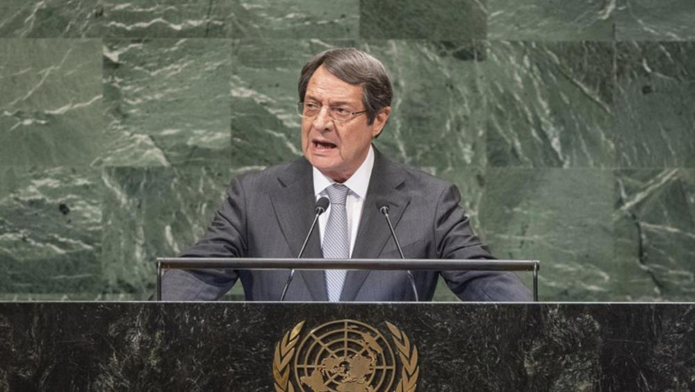 Cyprus President urges collective leadership to address 'root causes' of world's crises
