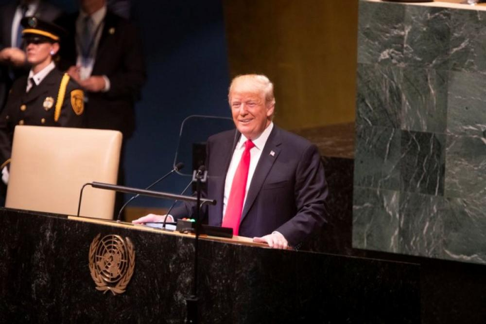 Trump's UN speech: American President urges world leaders to forego socialism, uphold nationalism