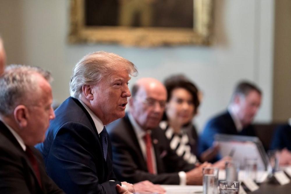 Syria strike: Trump says mission accomplished, thanks France, Britain