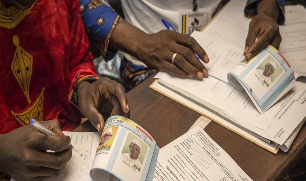UN Security Council welcomes results of Mali