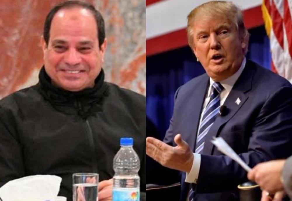 Donald Trump congratulates Egypt President Abdel Fattah el-Sisi over re-election