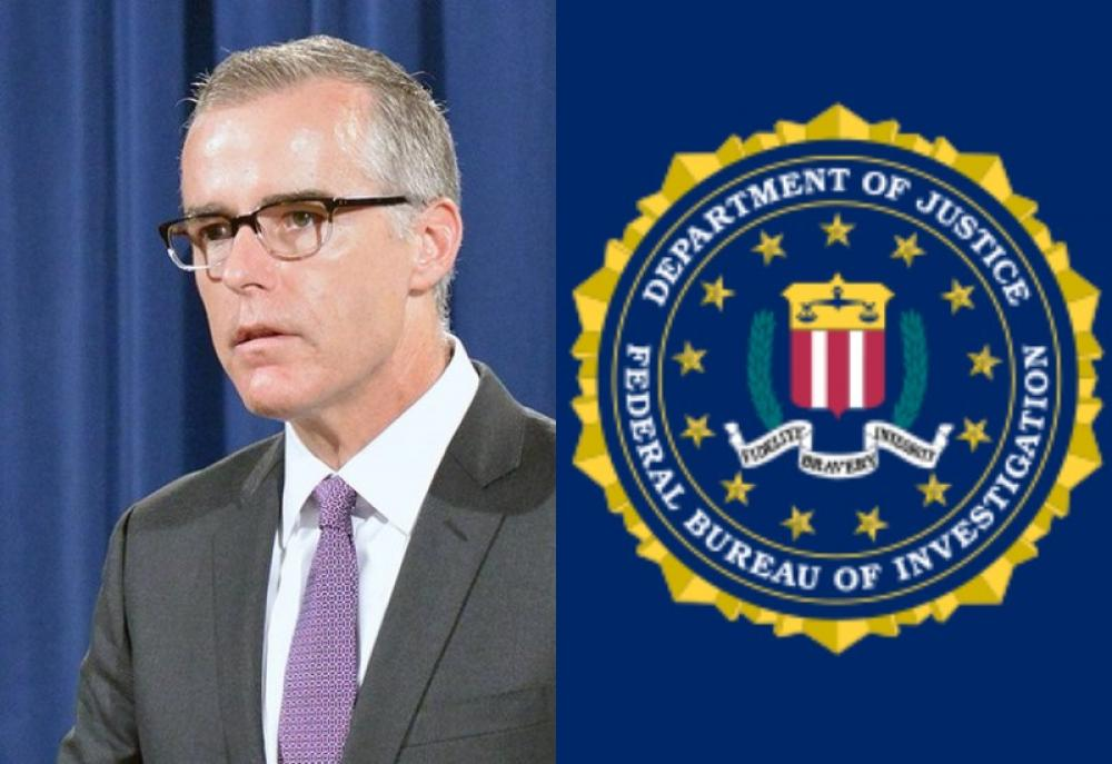 USA: Fired from his post, Andrew McCabe releases a fiery statement