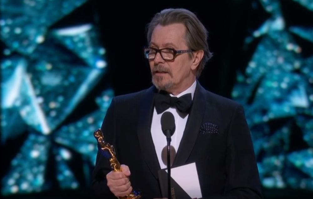 Oscars: Gary Oldman, Frances McDormand take home highest honour