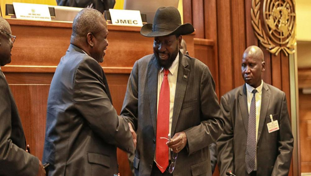 Landmark South Sudan deal offers hope, but trust 'still lacking' between parties – UN envoy