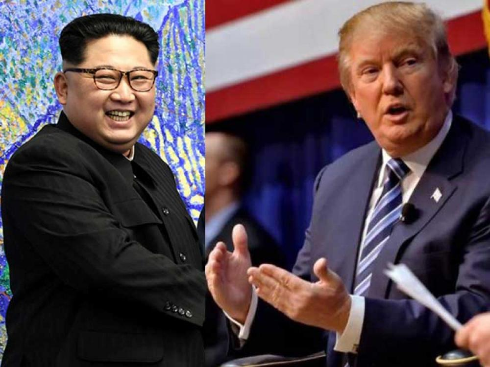 Donald Trump and Kim Jong-un to meet in Singapore on June 12