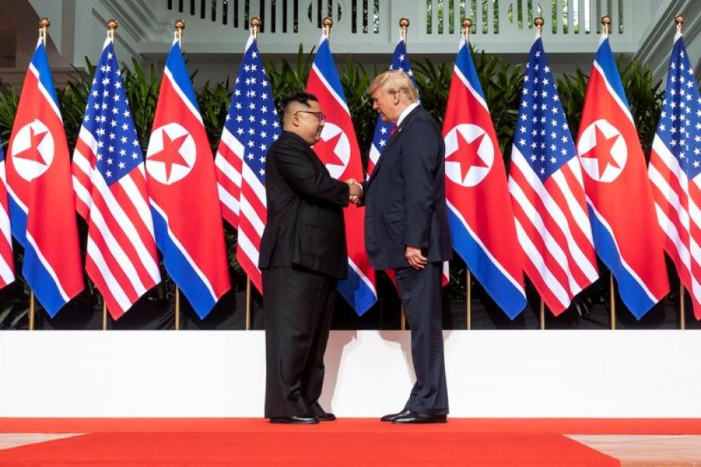 North Korean leader Kim Jong-un asks US President Donald Trump for another meeting