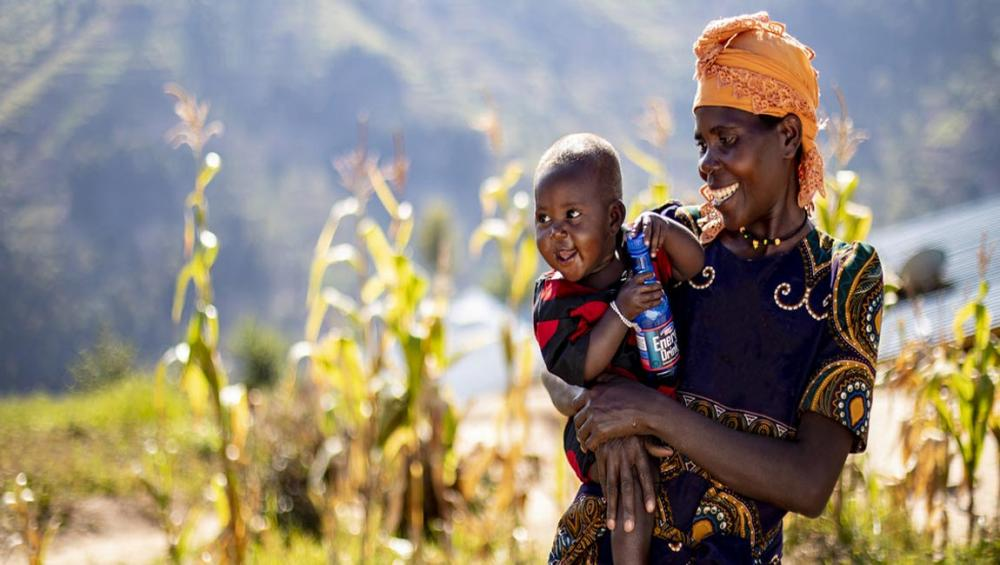 FROM THE FIELD: Rwanda's Green Villages benefit poorest