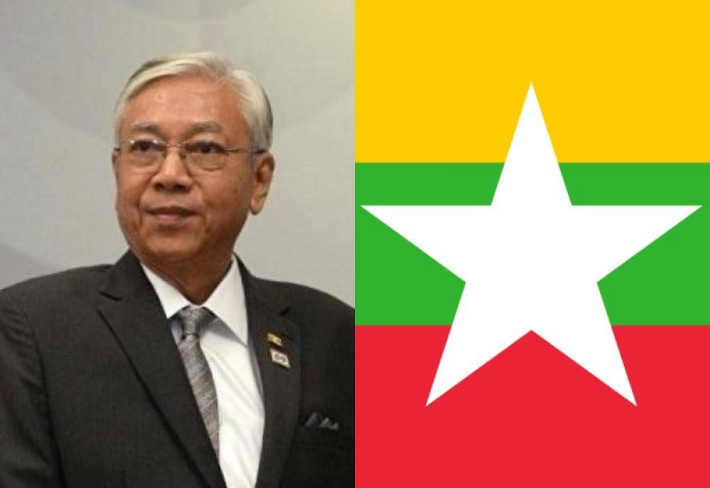 Myanmar's President and Suu Kyi's close confidante Htin Kyaw resigns