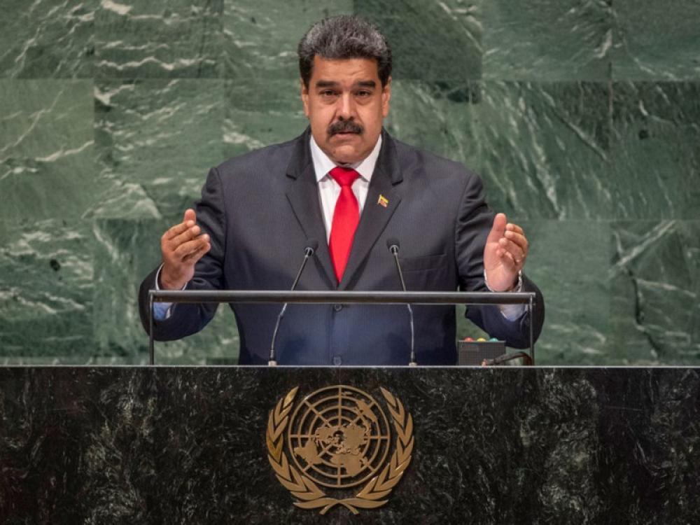 Nicolas Maduro expresses desire to meet Donald Trump