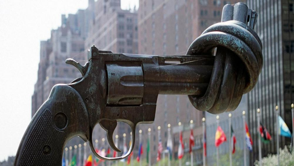 On International Day of Non-Violence, UN chief calls for world to follow Gandhi's example