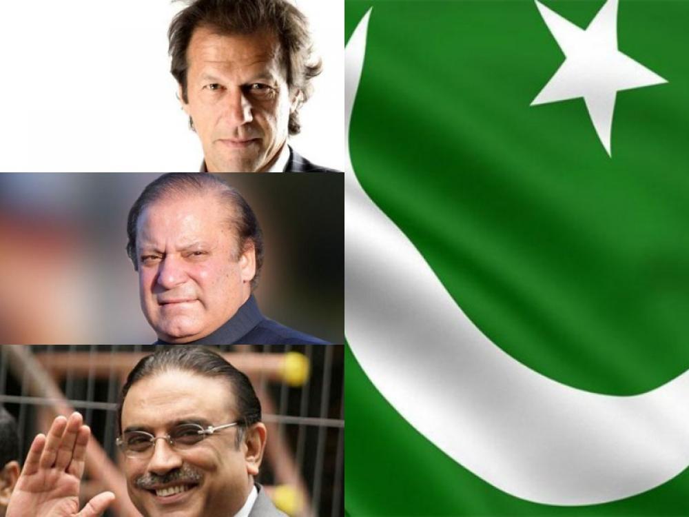 Pakistan general elections: Voting begins