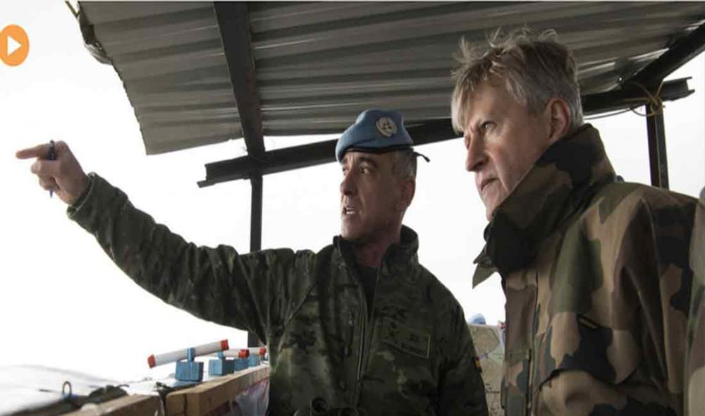 UN peacekeeping chief wraps up three-day visit to Lebanon