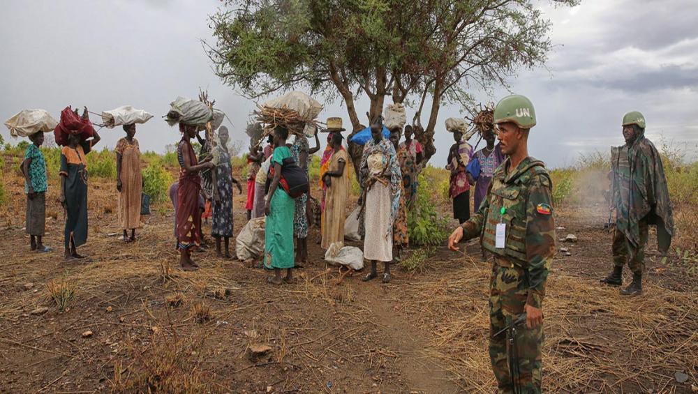 "Make the guns fall silent. 'Immediately and everywhere"": South Sudan envoy"