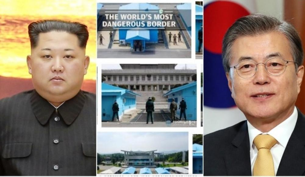 Korean peninsula: Kim Jong-un to meet Moon Jae-in for historic meeting on Friday