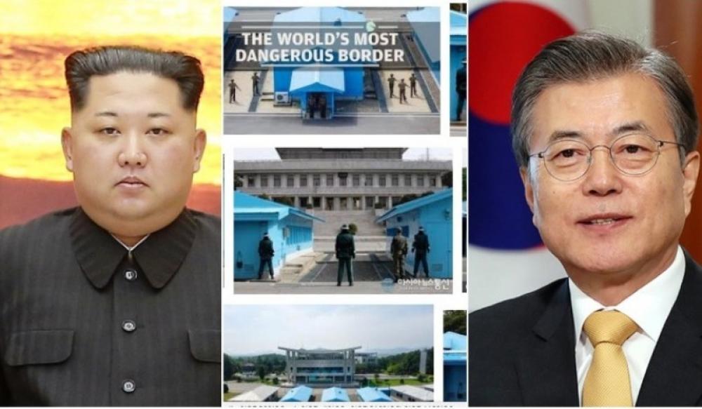 Korean peninsula: Kim Jong-un to meet Moon Jae-in for historic meeting on Friday