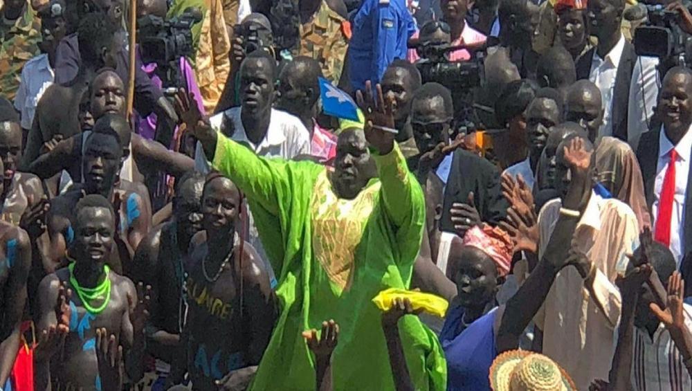 As South Sudan celebrates, UN envoy cites trust as future 'key ingredient'