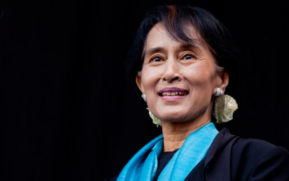 Suu Kyi says Myanmar right in jailing Reuters journalists; Rohingya crackdown could have been handled differently