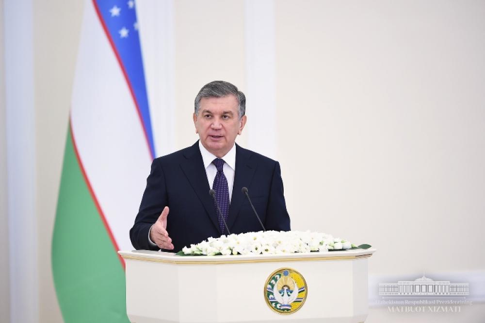 Uzbekistan President address Parliament, delivers road map for development