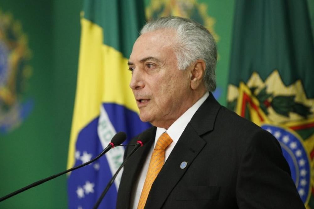 Brazil to deploy forces along border with Venezuela