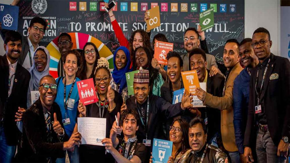 No 'fancy suits and long speeches' at UN-backed sustainable development festival in Bonn
