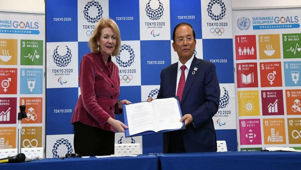 UN and Tokyo 2020, leverage power of Olympic Games in global sustainable development race