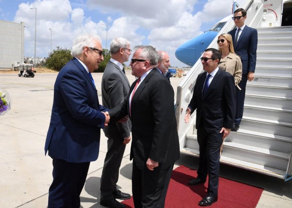 Israel: Ivanka Trump, husband Jared Kushner arrive in Jerusalem for embassy opening