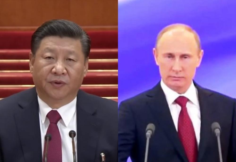 China's Xi Jinping congratulates Russian President-elect Vladimir Putin