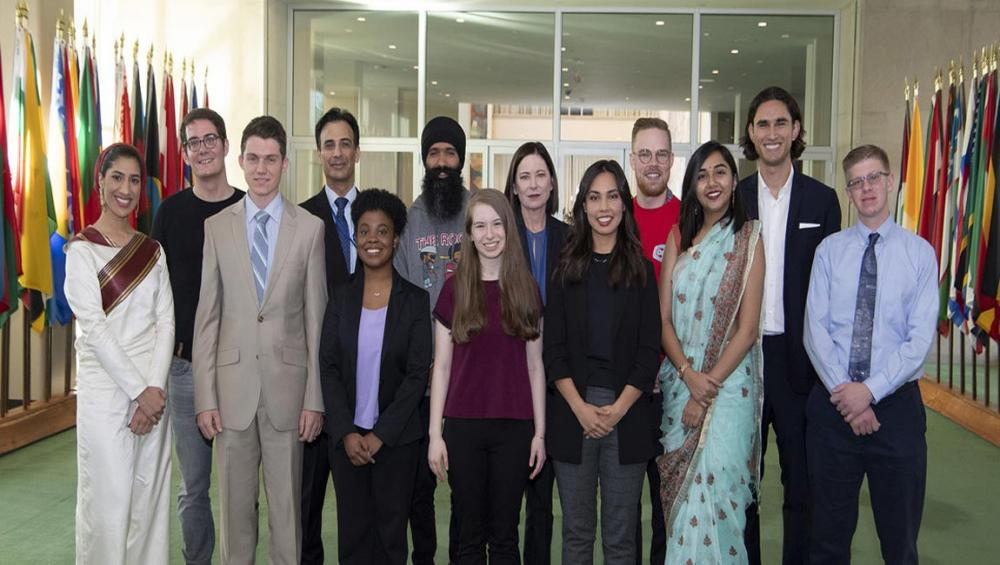 YouTube stars get creative at UN, to promote tolerance