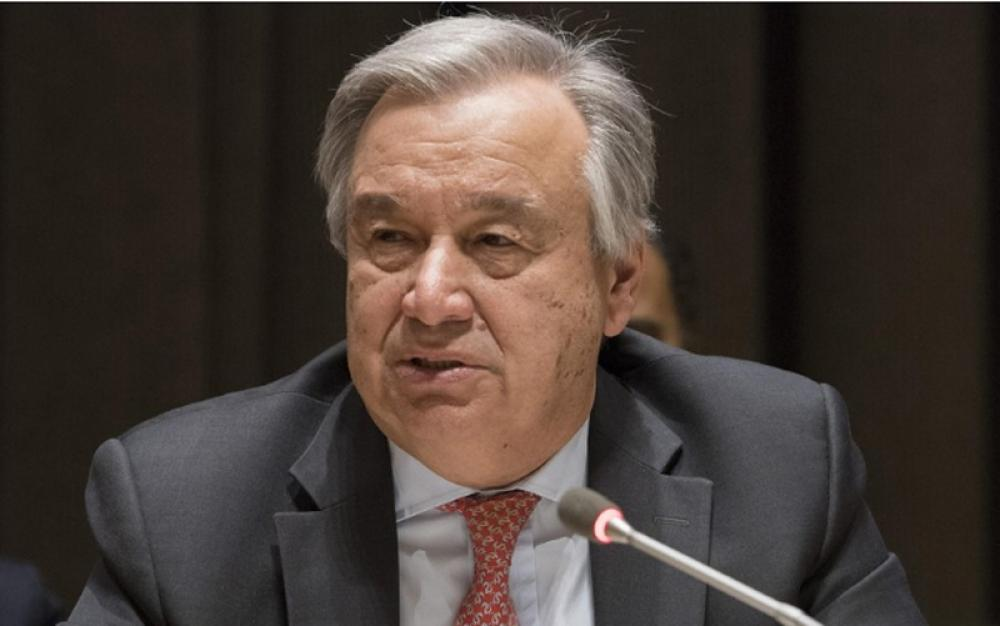 UN chief praises Japanese climate resilience, as Typhoon Hagibis cleanup begins