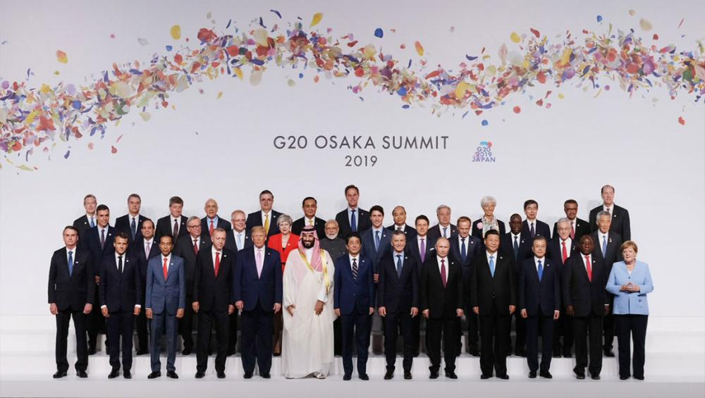 Amidst 'high political tension', UN chief appeals to G20 leaders for stronger commitment to climate action, economic cooperation