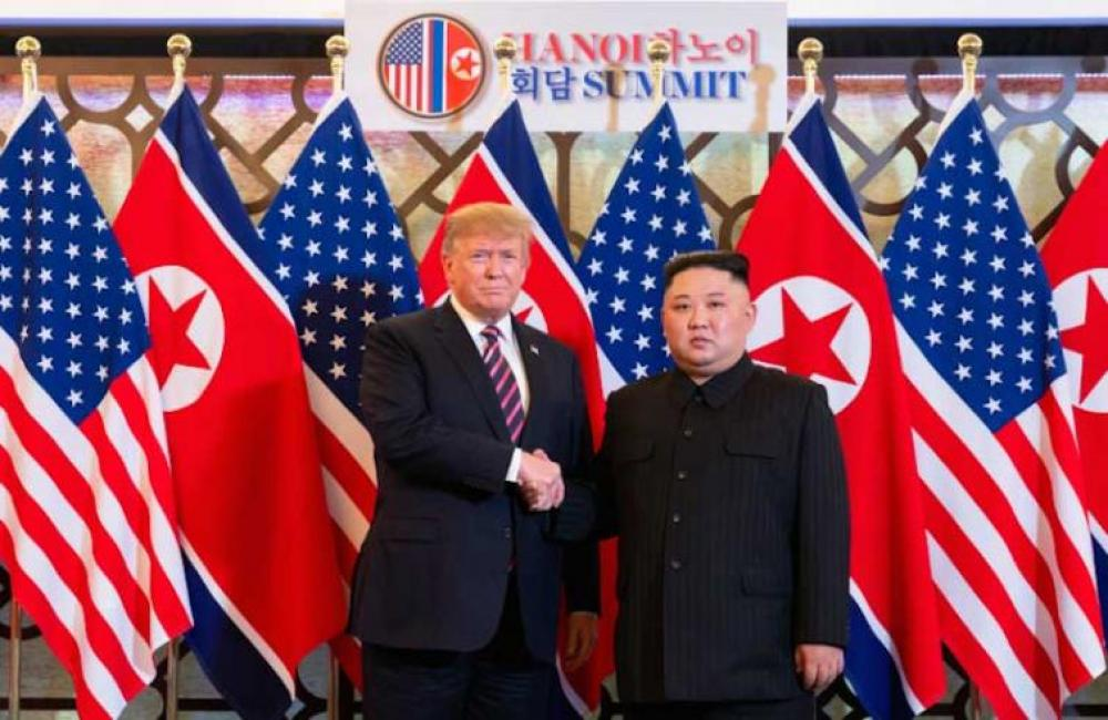 North Korean state-run media outlet says Kim promised Trump new meeting at Hanoi Summit