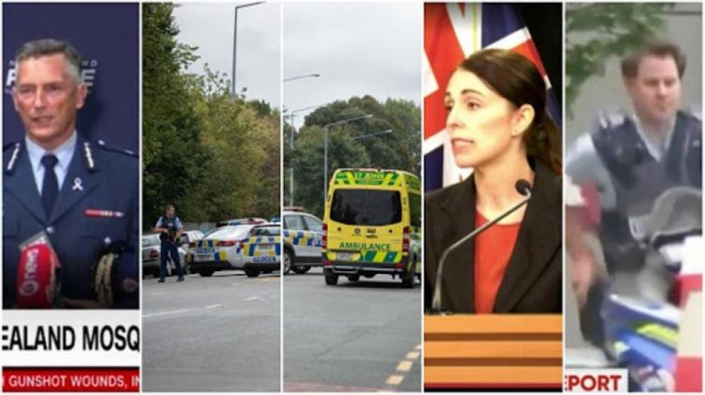 New Zealand attacks: PM Jacinda Ardern calls for global anti-racism fight