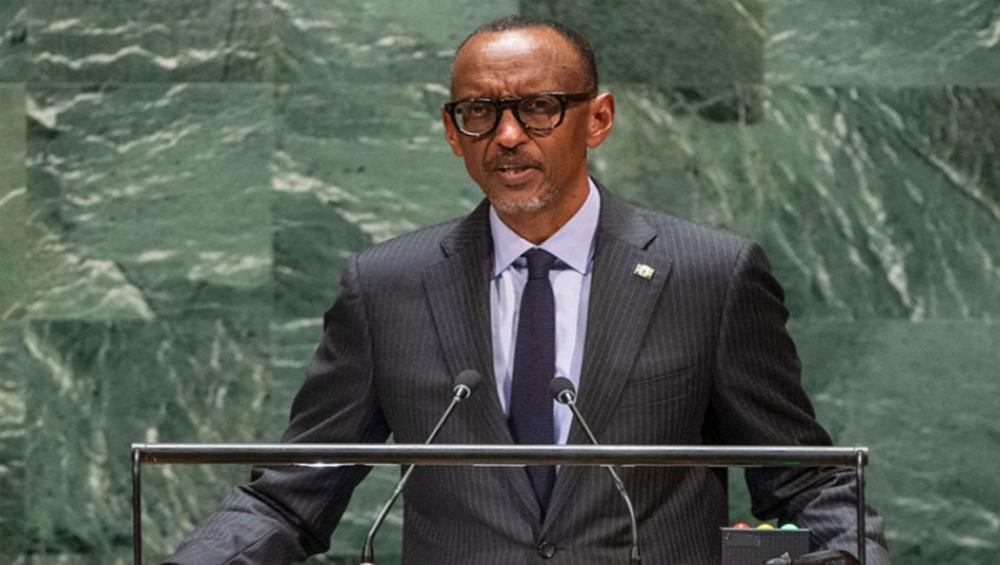 Despite lagging in the Global Goals, Africa can meet the 2030 deadline: Rwandan President