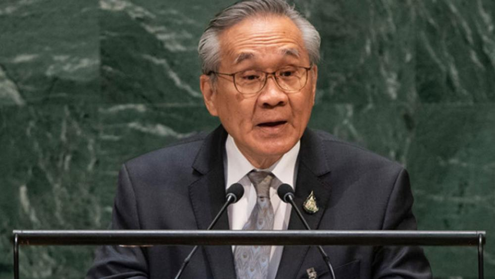 'Are we ready for the age of disruption?', Thailand's Foreign Minister asks UN Assembly