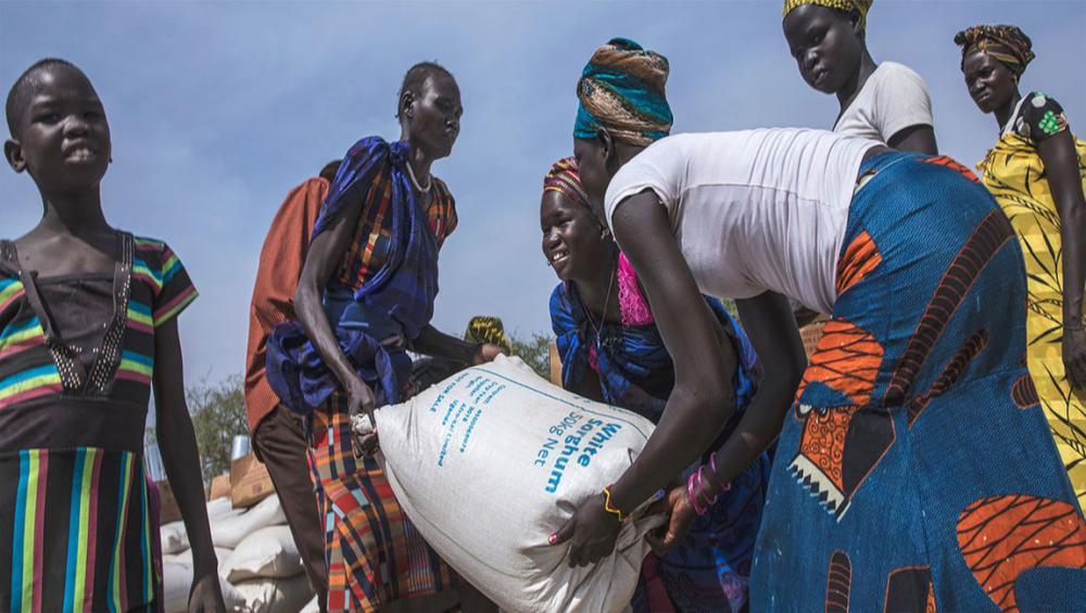 South Sudanese facing famine in all but name, warns UN food agency