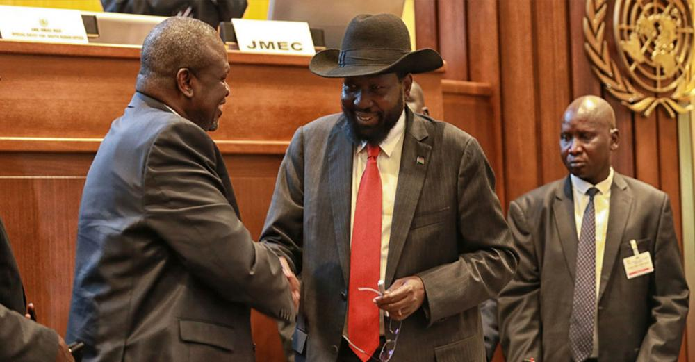 UN chief welcomes decision to delay formation of South Sudan unity government