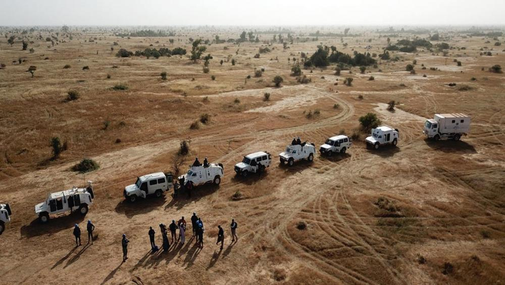 'Hope' on the horizon as UN Peacekeepers push deep into Mali