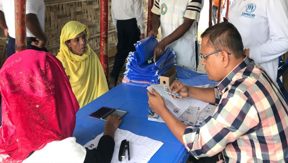 More than half a million Rohingya in Bangladesh get ID cards for first time: UN refugee agency