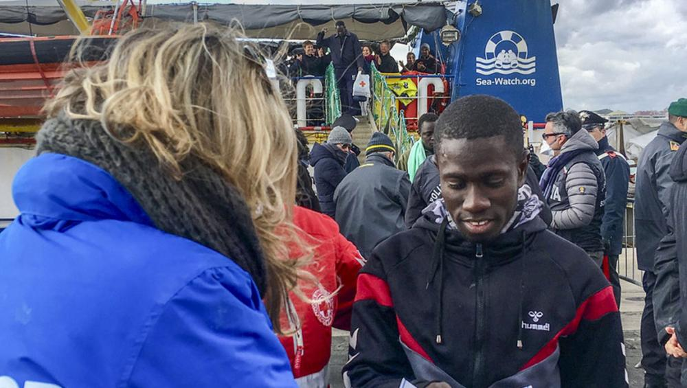 '€1 million' fines for rescue boats prompts UN concern for future sea operations