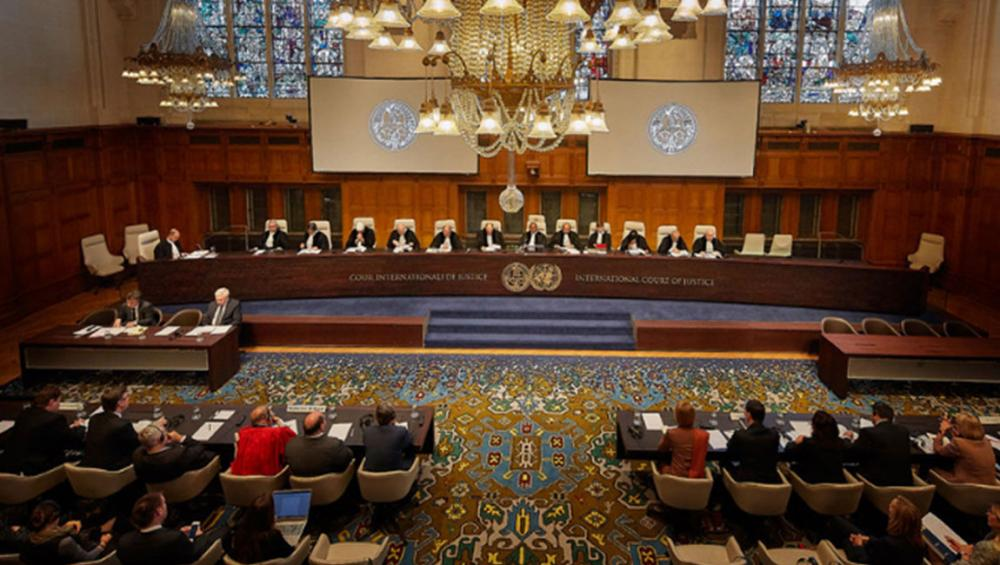 Top UN court will consider Ukraine allegations against Russia of treaty violations